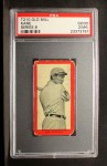 1910 T210-8 Old Mill Southern League  Kane  Front Thumbnail