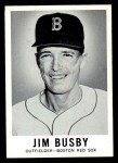 1960 Leaf #11  Jim Busby  Front Thumbnail