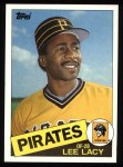 1985 Topps #669  Lee Lacy  Front Thumbnail