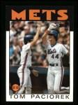 1986 Topps #362  Tom Paciorek  Front Thumbnail