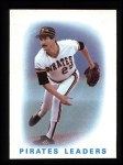 1986 Topps #756   Pirates Leaders Front Thumbnail