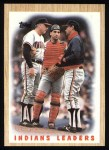 1987 Topps #11   Indians Leaders Front Thumbnail