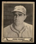 1940 Play Ball #60  John Cooney  Front Thumbnail