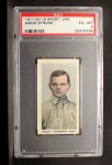 1910 M116 Sporting Life  Amos Strunk  Front Thumbnail