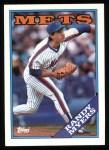 1988 Topps #412  Randy Myers  Front Thumbnail