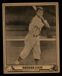 1940 Play Ball #15  George Case  Front Thumbnail