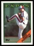 1988 Topps #588  Jeff Parrett  Front Thumbnail