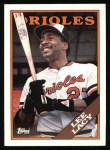 1988 Topps #598  Lee Lacy  Front Thumbnail
