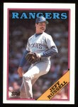 1988 Topps #114  Jeff Russell  Front Thumbnail