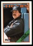 1988 Topps #340  Jack Morris  Front Thumbnail