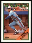 1988 Topps #720  Tim Raines  Front Thumbnail