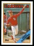 1988 Topps #133  Greg Mathews  Front Thumbnail