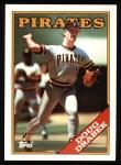1988 Topps #591  Doug Drabek  Front Thumbnail