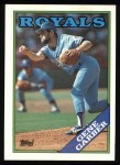 1988 Topps #597  Gene Garber  Front Thumbnail