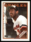 1988 Topps #11  Mike Young  Front Thumbnail