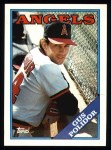 1988 Topps #708  Gus Polidor  Front Thumbnail
