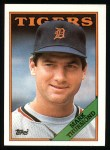 1988 Topps #552  Mark Thurmond  Front Thumbnail