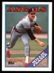 1988 Topps #363  Willie Fraser  Front Thumbnail