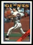 1988 Topps #445  Mike Krukow  Front Thumbnail