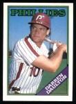 1988 Topps #468  Darren Daulton  Front Thumbnail
