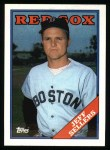 1988 Topps #653  Jeff Sellers  Front Thumbnail
