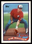 1989 Topps #720  Tim Wallach  Front Thumbnail