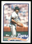 1989 Topps #43  Guillermo Hernandez  Front Thumbnail