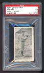 1910 T209-2 Contentnea  Waters  Front Thumbnail