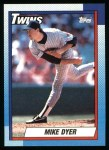 1990 Topps #576  Mike Dyer  Front Thumbnail