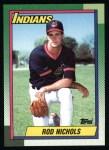 1990 Topps #108  Rod Nichols  Front Thumbnail