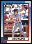 1990 Topps #47  Brian Harper  Front Thumbnail