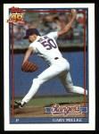 1991 Topps #54  Gary Mielke  Front Thumbnail