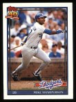 1991 Topps #53  Mike Sharperson  Front Thumbnail