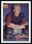 1991 Topps #568  Ron Karkovice  Front Thumbnail