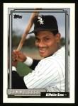 1992 Topps #94  Sammy Sosa  Front Thumbnail