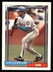 1992 Topps #81  Ced Landrum  Front Thumbnail
