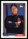 1992 Topps #521  Joe Hesketh  Front Thumbnail