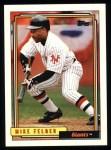 1992 Topps #697  Mike Felder  Front Thumbnail