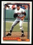 1992 Topps #354  Dave Bergman  Front Thumbnail