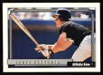 1992 Topps #648  Scott Fletcher  Front Thumbnail