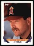 1993 Topps #637  Greg Myers  Front Thumbnail
