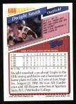 1993 Topps #688  Dwight Smith  Back Thumbnail