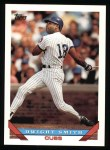 1993 Topps #688  Dwight Smith  Front Thumbnail
