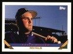 1993 Topps #267  Keith Miller  Front Thumbnail