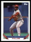 1993 Topps #773  Cliff Brantley  Front Thumbnail