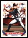1993 Topps #372  Rod Nichols  Front Thumbnail