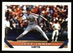 1993 Topps #297  Jeff Innis  Front Thumbnail