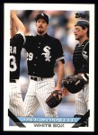 1993 Topps #344  Jack McDowell  Front Thumbnail