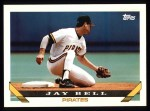 1993 Topps #354  Jay Bell  Front Thumbnail