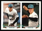 1993 Topps #558  Ryan Whitman  Front Thumbnail